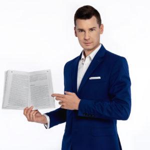 Ekspert inwestycji - Wojciech Kłodziński