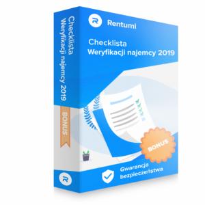 Check Lista Weryfikacji Najemców 2019 - Gratis